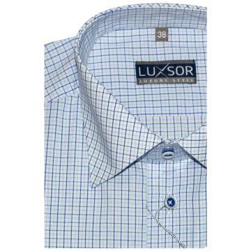 Сорочка полуприталенная Luxsor, рост 164-175