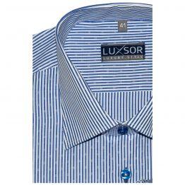 Сорочка полуприталенная Luxsor, рост 186-195