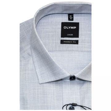 Сорочка полуприталенная Olymp, короткий рукав
