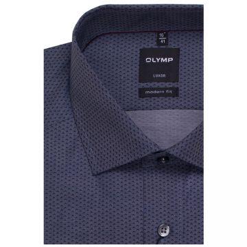 Сорочка полуприталенная Olymp, рост 176-185